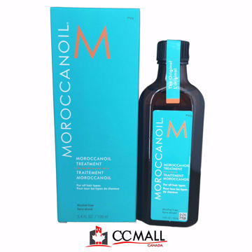 Picture of  Moroccanoil Treatment Alcohol Free 100mL