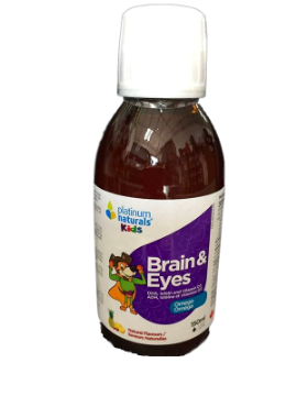 Picture of Platinum Naturals Kids Brain& Eyes Omega 150ml