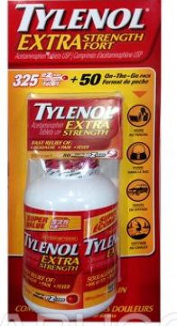 Picture of Children's Tylenol Banana Berry 3 x 100mL