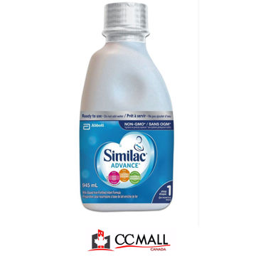 Picture of Similac Advance Step 1 Ready-To-Use Baby Formula,Bottle- 945mL