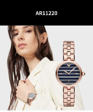 Picture of Armani 阿玛尼手表 女表 AR11220