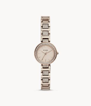 Picture of Fossil 手表 女表 玫瑰金 bq3603