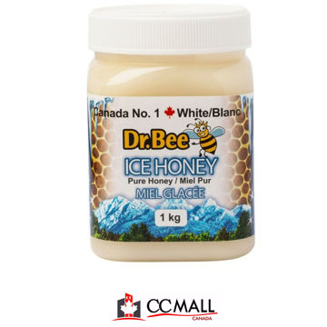 Picture of Dr Bee Award winning 100% Pure ICE Honey (Made in Canada) -50g / 250g / 500g / 1kg