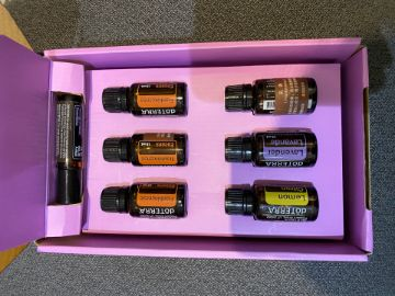 Picture of Doterra Essential Oil
