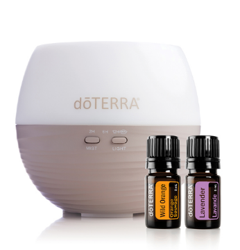 Picture of Doterra Diffuser Petal Essential Collection