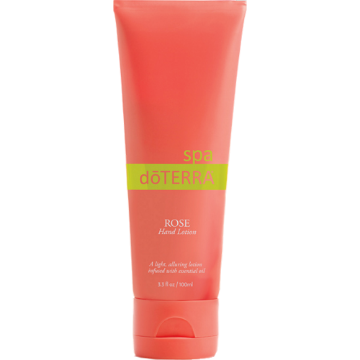 Picture of DOTERRA SPA the BEST Rose Hand Lotion  -100ml