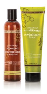 Picture of Doterra Salon Essentials Protecting Shampoo and Smoothing Conditioner -250ml
