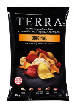 Picture of TERRA Original Low Sodium