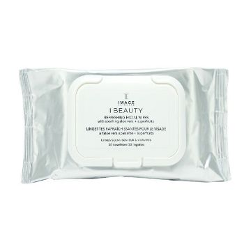 Picture of Image Skincare BEAUTY Refreshing Facial Wipes 30 wipes per pack