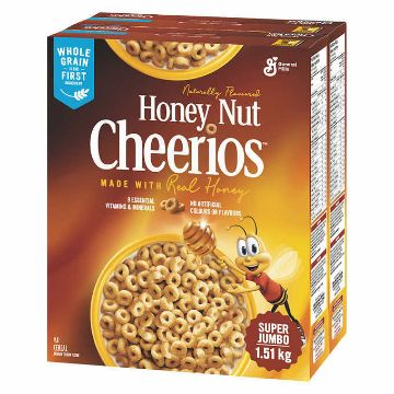 Picture of Honey Nut Cheerios, 1.51 kg