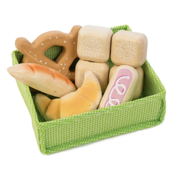 Picture of Tender Leaf Toys Bread Crate   (3 years and older)