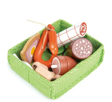 Picture of Tender Leaf Toys Charcuterie Crate (3 years and older)
