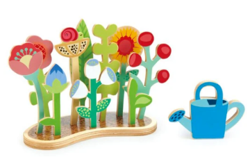 Picture of Tender Leaf  Toys Flower Bed  3 years +