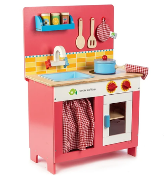 Picture of Tender Leaf  Toys Cherry Pie Kitchen 3 years +