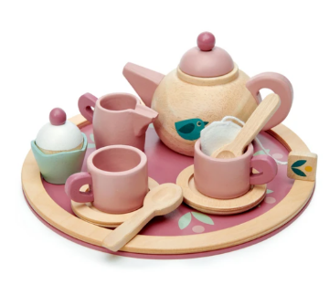 Picture of Tender Leaf  Toys Birdie Tea Set  3 years+