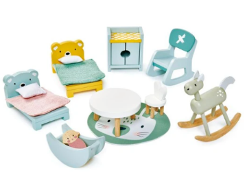 Picture of Tender Leaf  Toys  Dovetail Kidsroom Set 3 years+