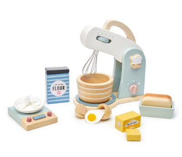 Picture of Tender Leaf  Toys Home Baking Set 3 years+