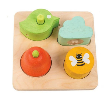 Picture of Tender Leaf  Toys Audio Sensory Tray 18 months+