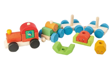Picture of Tender Leaf  Toys Happy Train 18 months+
