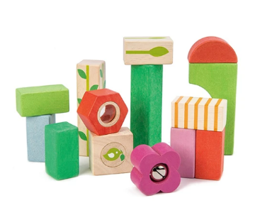 Picture of Tender Leaf  Toys Nursery Blocks 18 months+