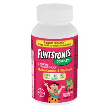Picture of Flintstones Complete Children's Vitamins -225 Tablets