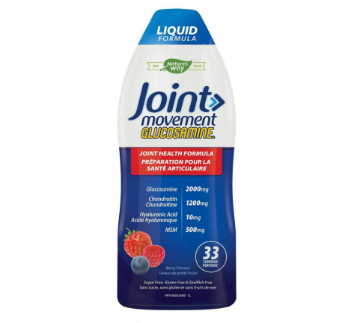 Picture of Wellesse Joint Movement Glucosamine Liquid  -1 L