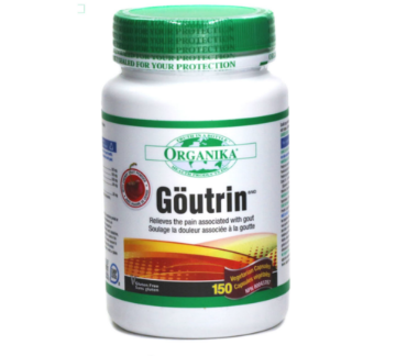 Picture of Organika Goutrin 390mg- 150 Softgels