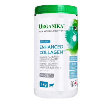 Picture of Organika Enhanced Collagen (100% Pure Hydrolyzed Collagen) -1KG