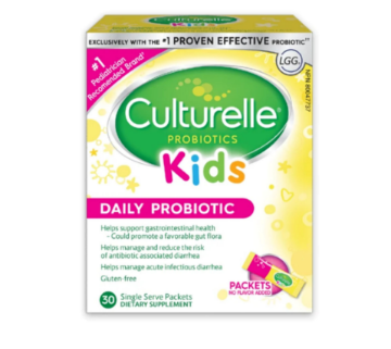 Picture of Culturelle Kids Daily Probiotic 30 Single Serve Packets