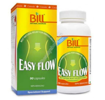 Picture of Bill Natural Sources Easy Flow -90 Capsules