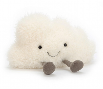 圖片 jELLYCAT  -   Amuseable Cloud  趣味云朵玩偶 中号 23cm*28cm