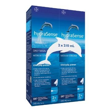 Picture of 【Costco本周特价】HydraSense Daily Nasal Care 2 x 210mL