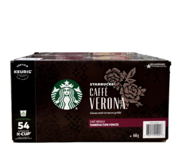 Picture of Starbucks Caffe Verona 54 K-Cups