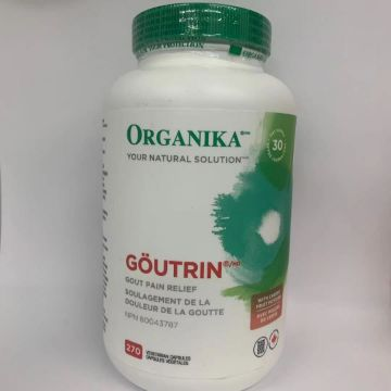 Picture of Organika Goutrin(Five Natural Ingredients for Gout Prevention)- 120Capsules
