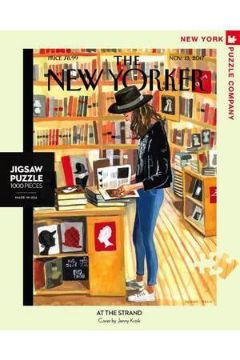 图片 NEW YORKER  PUZZLE 1000PC AT THE STRAND纽约客拼图  1000片